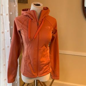 The North Face Women's XS Zippered Hoodie EUC